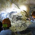 Barack obama invité à visiter la grotte chauvet