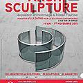 Archi-sculpture explore les interactions et les dialogues entre l'architecture et la sculpture