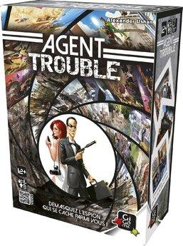 Boutique jeux de société - Pontivy - morbihan - ludis factory - Agent trouble