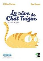 chat taigne