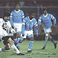 Auxerre-marseille 4-0 (1990)