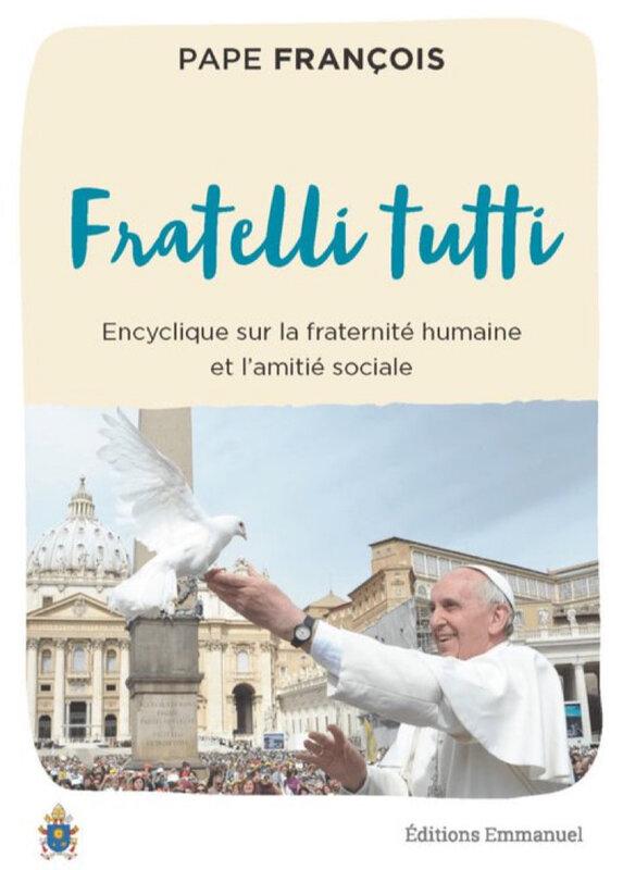 """Résumé de la Lettre Encyclique """"Fratelli tutti"""""""