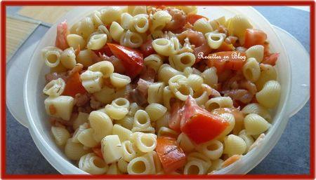 salade de pâtes saumon fumé tomates brebis3