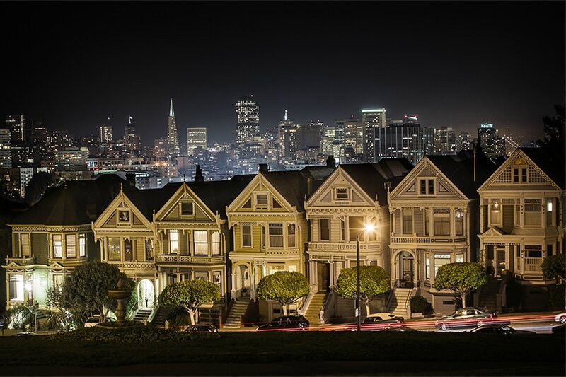 old_painted_ladies_on_a_non_foggy_night_by_lemex-d5kdkoj