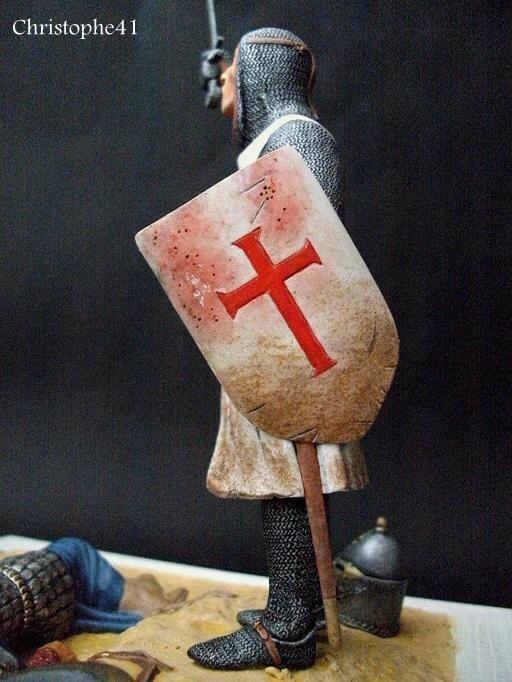 Templier bataille de Mansourah 1250 - PICT4687