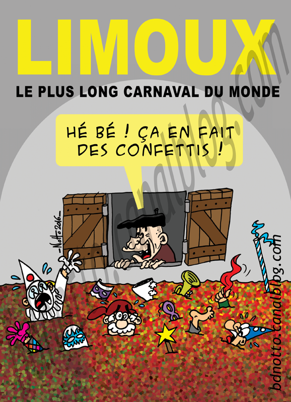 01 - 2016 - Carnaval Limoux TAG