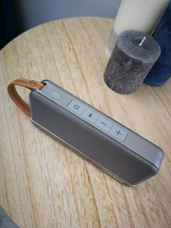 Enceinte portable SW02 Thomson