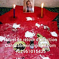 Rituels de retour d'affection