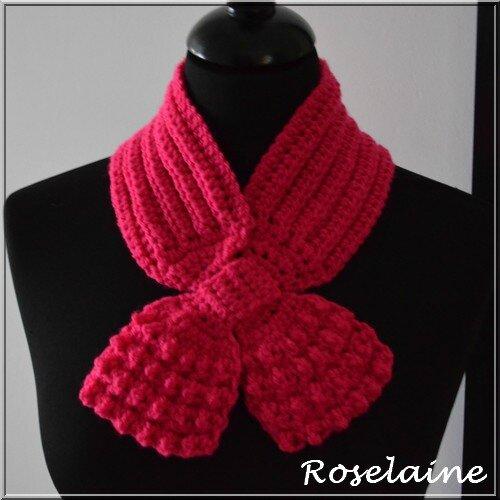 Roselaine214 neckwarmer chauffe-cou