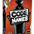 Boutique jeux de société - Pontivy - morbihan - ludis factory - Codenames