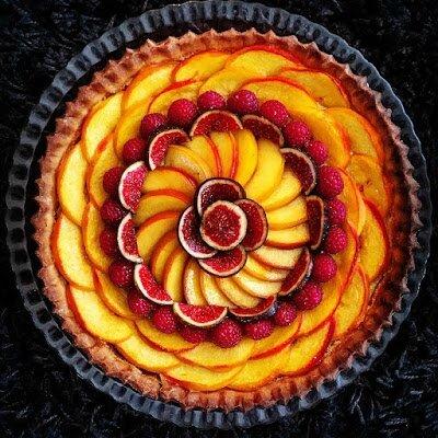 Une tarte pour dimanche de Caroline Lebar (1)