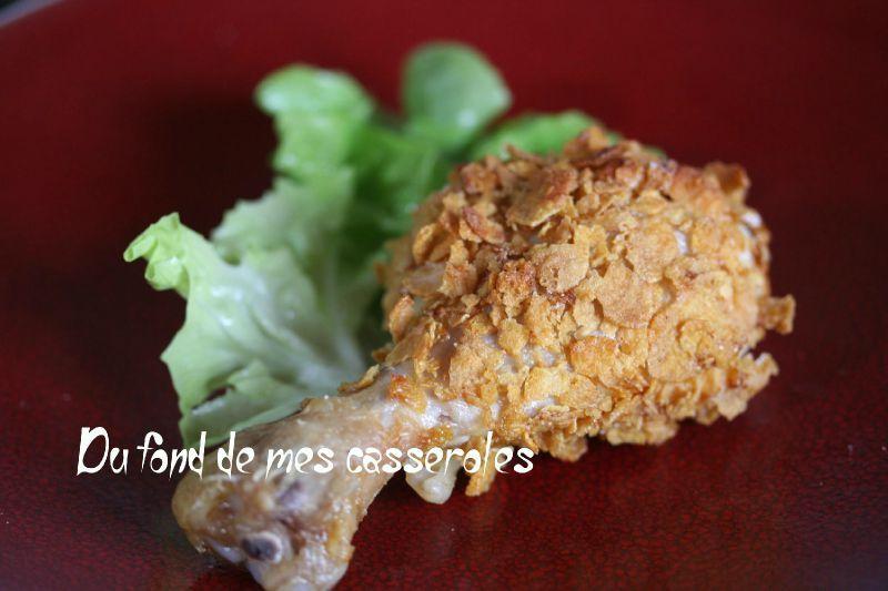 poulet roses des sables