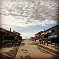 Vielle-Saint-Girons, rue de la plage en avril, instagram (40)