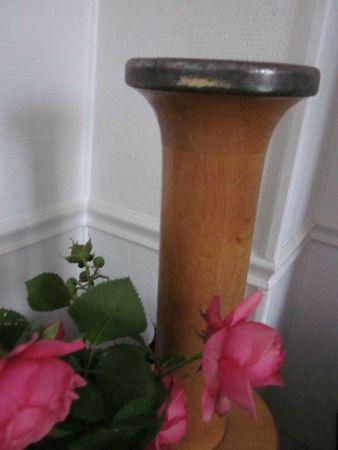 Bobine de filature - hauteur 39 cm (5)
