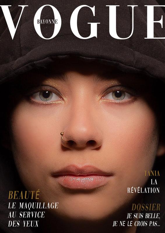Tania Vogue
