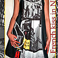 «french kiss in nyc» collector n°1105106029 robe multi saison