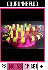 V228-COURONNES-Couronne FLUO
