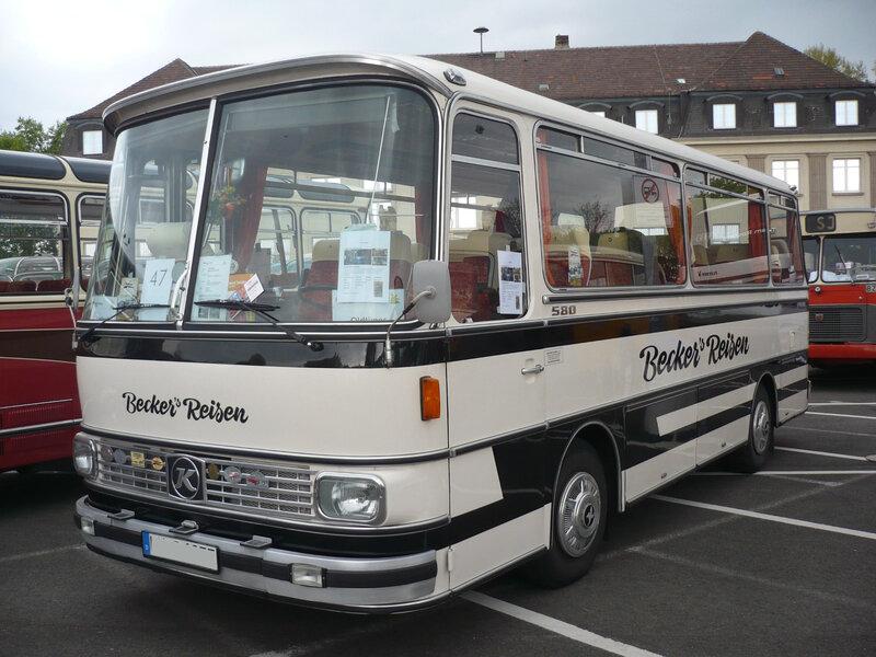 SETRA S80 Becker's Reisen 1975 Speyer (1)