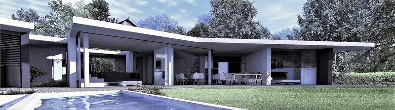 Trouver un architecte à Aix en Provence pour votre projet de villa contemporaine