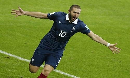 Benzema 1er au Castrol Index