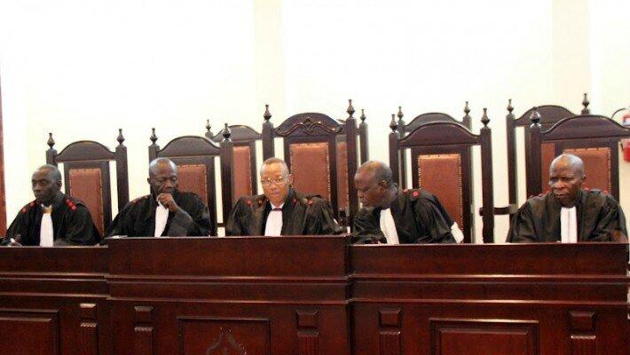 cour suprême de justice