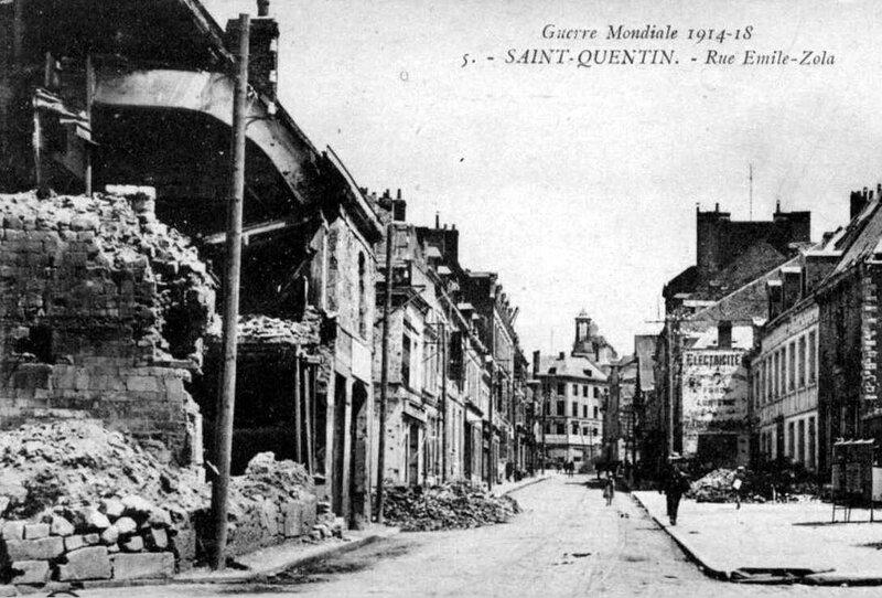 St Quentin Rue E Zola