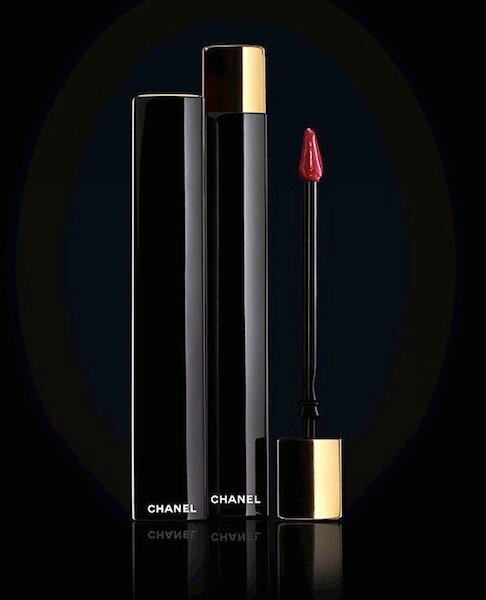 chanel rouge allure gloss 1