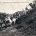 1919-09-01 - 16e chasseurs à Beaune