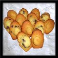Madeleines bossues inratables !