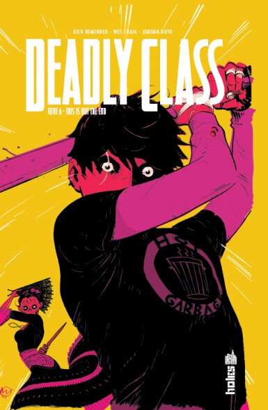 urban indies deadly class 06 this is not the end