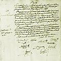 Le 9 août 1789 à mamers : décisions multiples...