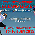 Bressuire, france : 12 champions for one ihgf world title
