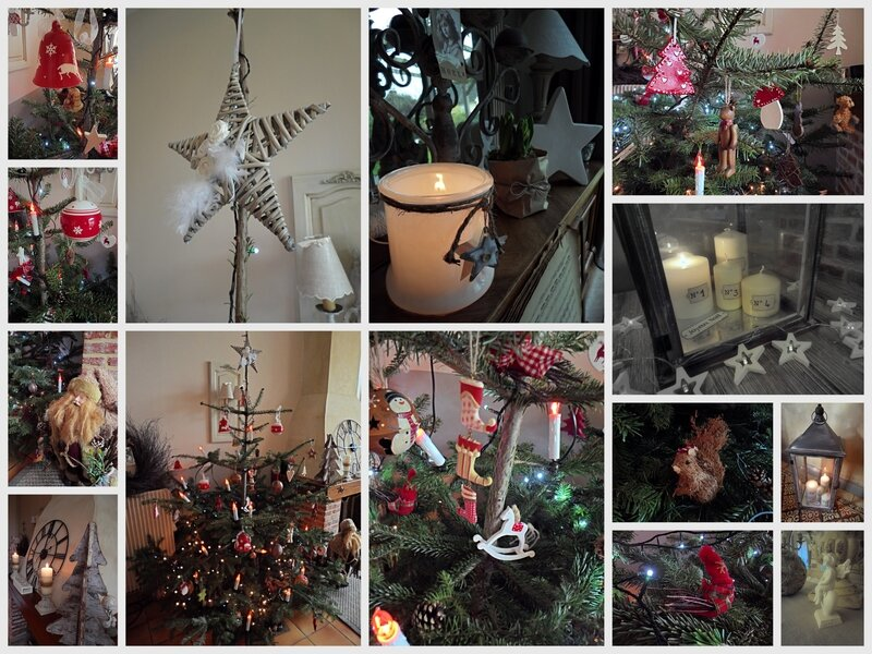montage ambiance noel