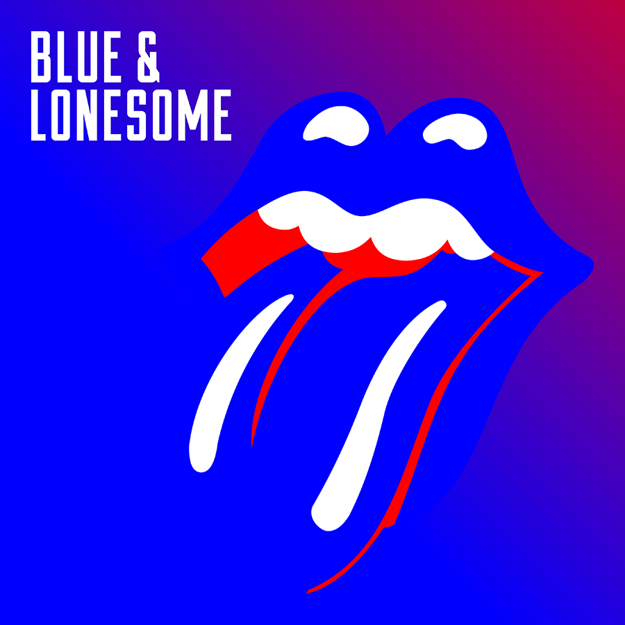 """SORTIE AUJOURD'HUI DE """"BLUE & LONESOME"""" PAR LES ROLLING STONES"""