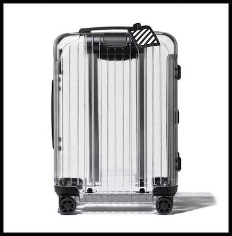 rimowa valise off white 1