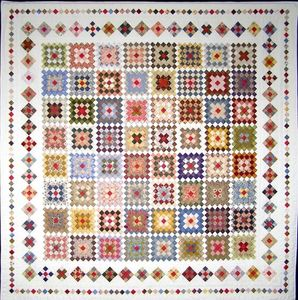confetti quilt avec Patch to Patch