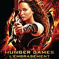 Hunger games : l'embrasement - francis lawrence