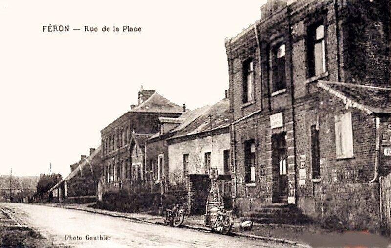 FERON Rue de La Place