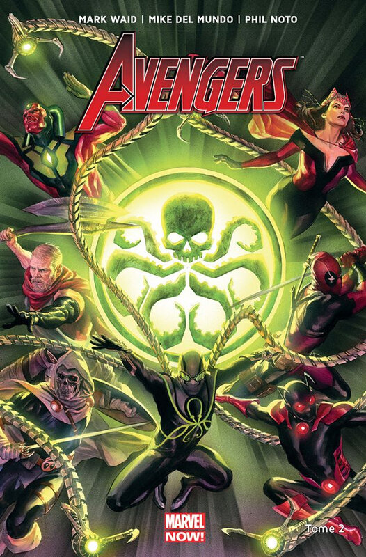 marvel now avengers V2 02secret empire