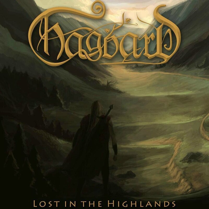 Hagbard - 2013 - Lost In The Highlands 1 Front