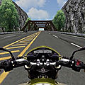 Jeu bike simulator 3d supermoto 2