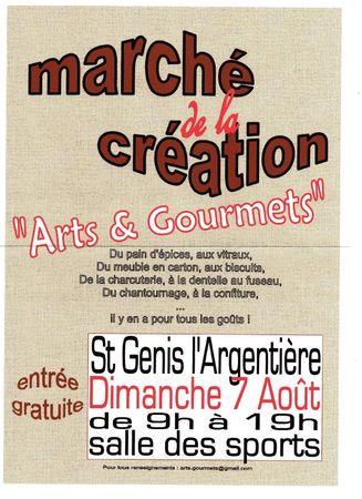 marché création st genis l'argentière001