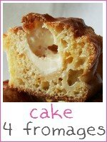 mini cakes aux 4 fromages - index