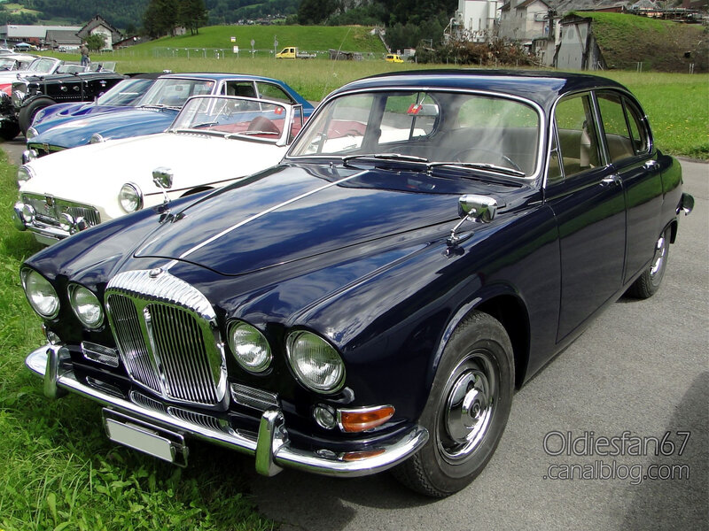 Daimler Sovereign 1966-1969-01