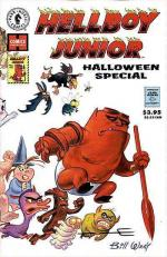 dark horse hellboy junior halloween special