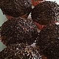 Cupcakes choco-coeur-choco