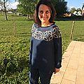 Le pull longan de marie amelie designs