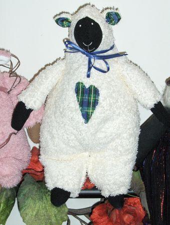 2008 - Haggis le mouton