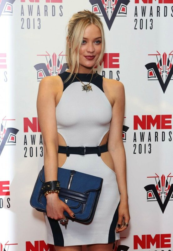 Laura-Whitmore---NME-Awards-2013--02-560x811