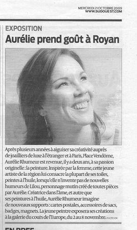 article_sud_ouest_royan_du_mercredi_21_octobre_2009__aur_lie